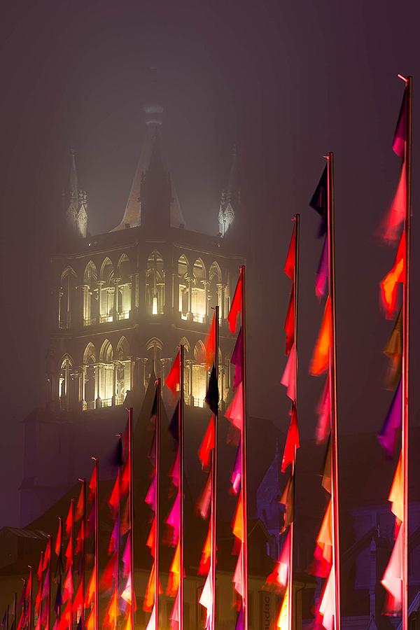 Festival des Lumières Lausanne