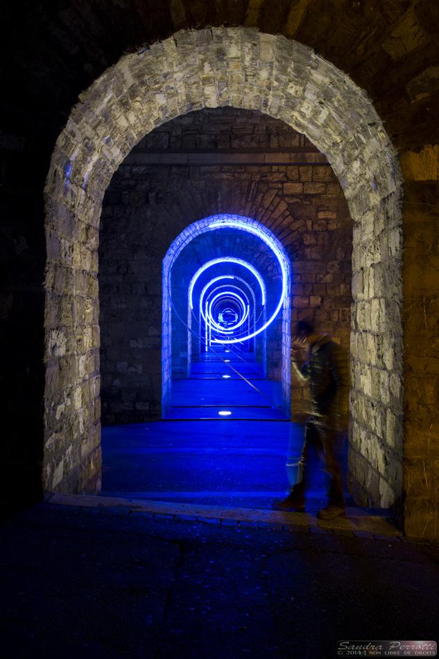 Les 5R - Festival Lausanne lumièeres 2014
