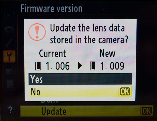 Nikon-firmware